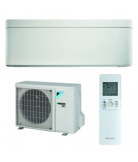 Daikin Stylish Bluevolution Inverter 12000 BTU FTXA35AW-RXA35A White