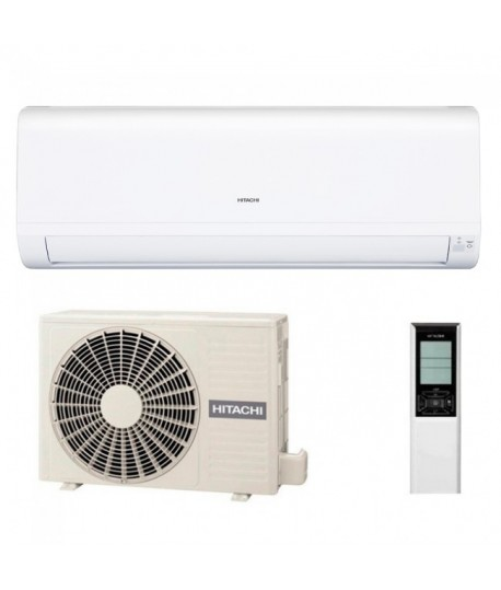 Hitachi Performance 9000 BTU inverter RAK-25RPC + RAC-25WPC